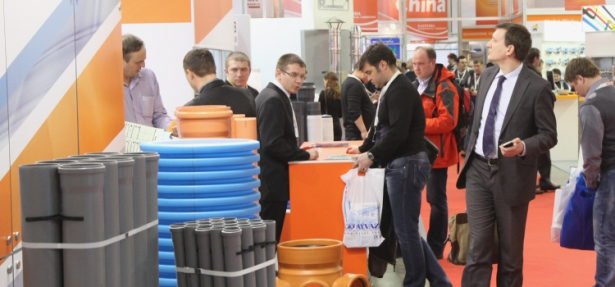 Výstava Aqua Therm St.Petersburg